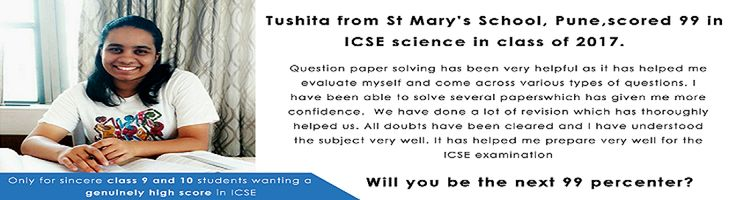 Valuable reviews from our student : Tushita #icsequestionpapers  #icsetestpapers