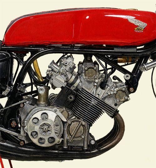 Honda Motorcycle With Fit Engine: Honda Motorcycles