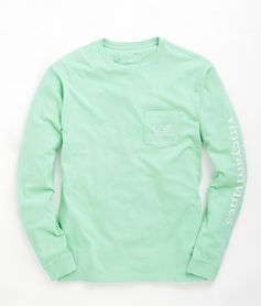 Shop Vineyard Vines Long-Sleeve Vintage Graphic T-Shirt for Men | Vineyard Vines®