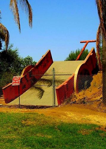 Wheelbarrow Slide Kit Carson Park Escondido I Think