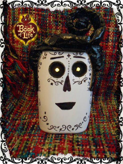 Picture of Dead Manolo Mask - The Book of Life