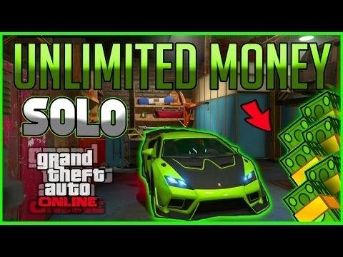 """GTA 5 Online *SOLO* UNLIMITED MONEY METHOD! - 1.37/1.28 """"GTA 5 MAKE MONEY FAST"""" (GTA 5 Money Guide): GTA 5 SOLO MONEY GLITCH: GTA 5 Money…"""