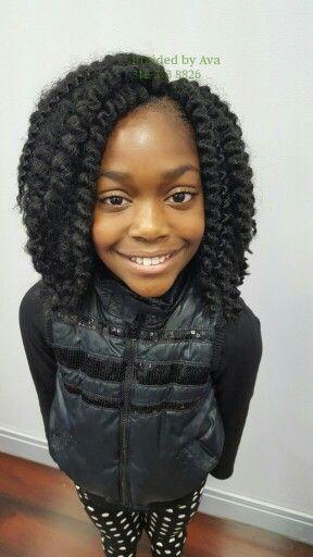 Marley Crochet for kids. Braided by Ava, Chicago 312 273 8826 #crochetbraids