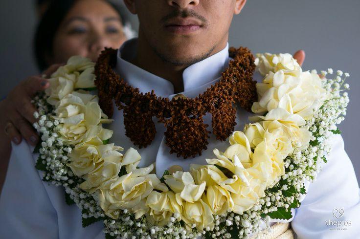 Tongan wedding Tongan groom