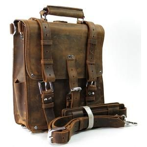 Best Leather Laptop Backpack - Backpack Her