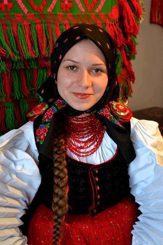 hungarian folk costume – Széki viselet – Erdély