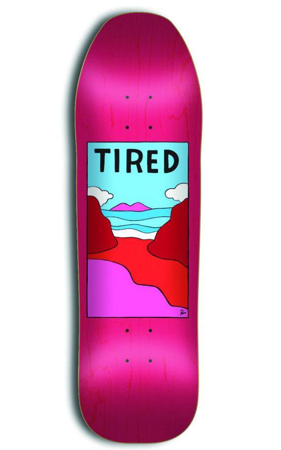 Tired Skatebards New skateboard company by Parra 03 570x912 Tired Skateboards   New skateboard company by Parra