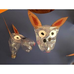 This page has a lot of free Recycled farm animals craft idea for kids,parents and preschool teachers.