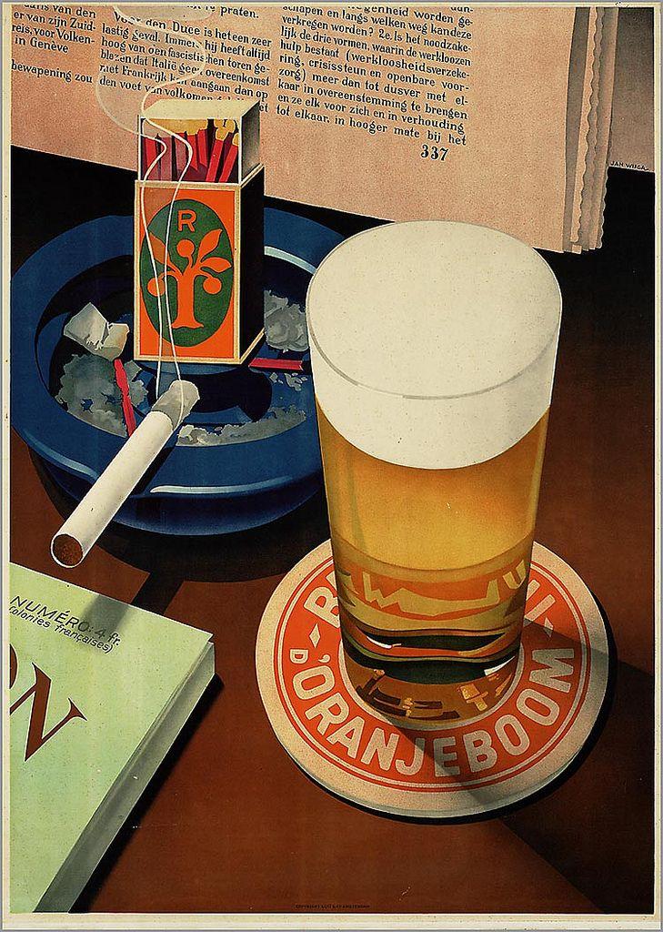 ♥Oranje boom bier