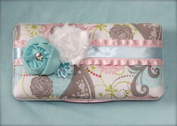 Milly Mae Design Diaper Wipe Case Cover by RenaesBoutique on Etsy