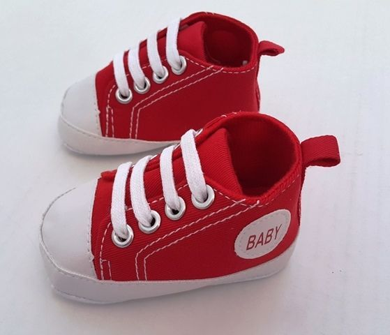 Baby High-Top Shoes -  #Unbranded