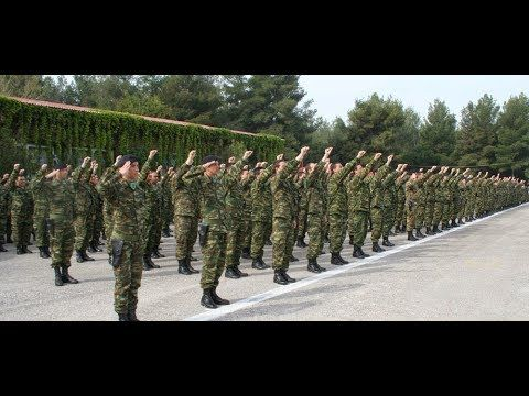 Αυλώνα | το μεγαλύτερο στρατόπεδο των Βαλκανίων | Ελληνικός Στρατός