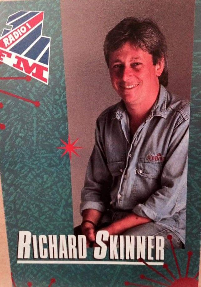 Richard Skinner - BBC Radio 1 @ 50.