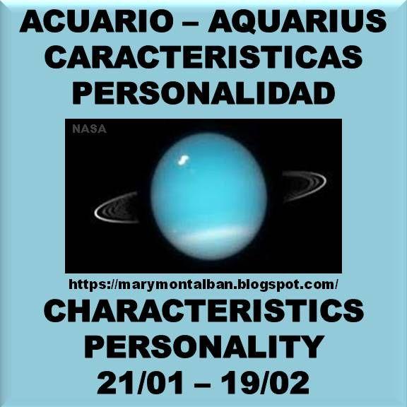#ACUARIO 21 DE #ENERO - 19 DE #FEBRERO  #CARACTERISTICAS DE SU #PERSONALIDAD #FORMA DE #VESTIRSE SU #MANERA DE #PENSAR  COMO SE #RELACIONA CON #OTROS.  QUERIDOS AMIGOS ESPERO QUE DISFRUTEN ESTE ARTICULO. ABRAZOS Y BENDICIONES.  #AQUARIUS #JANUARY 21 - FEBRUARY 19  #CHARACTERISTICS OF #PERSONALITY #HOW TO #DRESS #WAY OF #THINKING HOW DO THEY #RELATE TO #OTHERS  DEAR FRIENDS IT IS AN SPANISH BLOG, PLEASE OPEN & TRANSLATE. AT tHE FIRST LINE YOU WILL FIND GOOGLE TRADUCTOR. I HOPE YOU COULD READ.