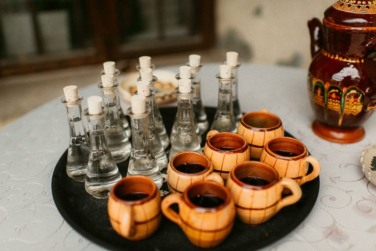 Love to give these to American guests with Palinca. Maybe Whiskey bottles for Romanian guest?