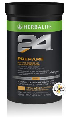 Herbalife 24 Prepare!!! Great before a run or workout!!! Really opens up your airways so you can breathe!!!! www.goherbalife.com/ambertaylor23