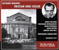 Richard Wagner: Tristan und Isolde (Bayreuth, 1957) [CD]