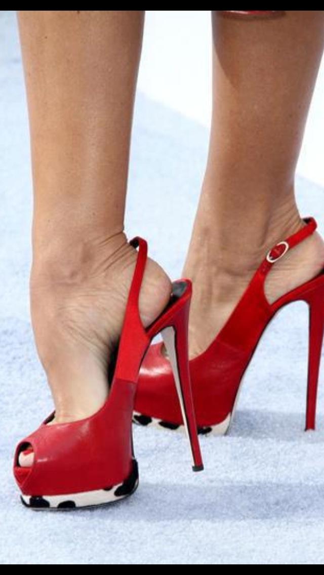China Girl Bowey Red, Schuhe, Absatzschuhe, Stilettos, Rot, Female, 36