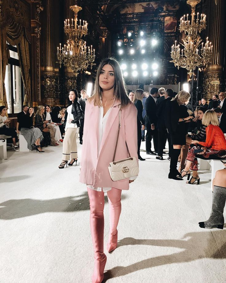 "171.1k Likes, 768 Comments - Aida Domenech (@dulceida) on Instagram: ""Dreams come true ✨ My first time at @balmain show #Pfw"""
