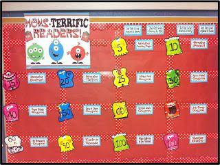 AR bulletin board idea