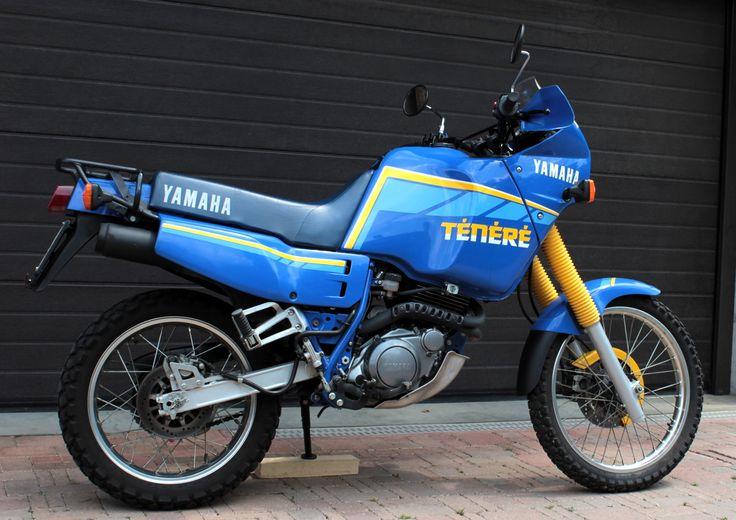 Yamaha Tenerè 600 3aj Moto Retrò Africa
