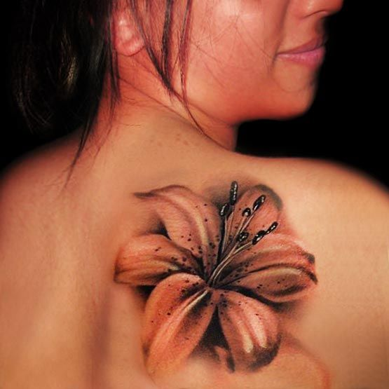They can choose popular tattoo designs, such as butterflies, flowers, stars or hearts