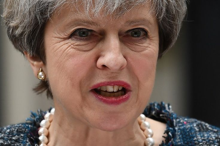British Prime Minister Theresa May hopes to gain a large enough majority to avoid David Cameron's no vote on Syria