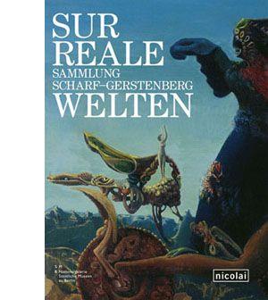 Udstilling. Kunst. Tyskland. Berlin. Sammlung Scharf-Gerstenberg. Max Ernst. Le Triomphe de l'amour. 1937. - Spændende museum med surrealistisk kunst. 190914.