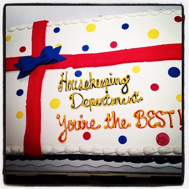 housekeeping celebration week | just b.CAUSE