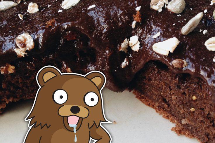CHOCOLATE BANANA WHOLE-GRAIN MUFFIN CAKE
