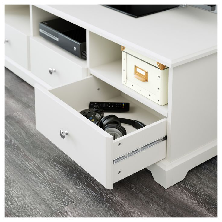 IKEA - LIATORP TV bench white