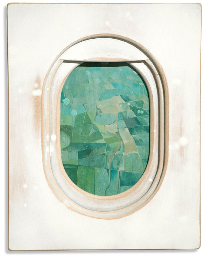 Jim Darling - window series
