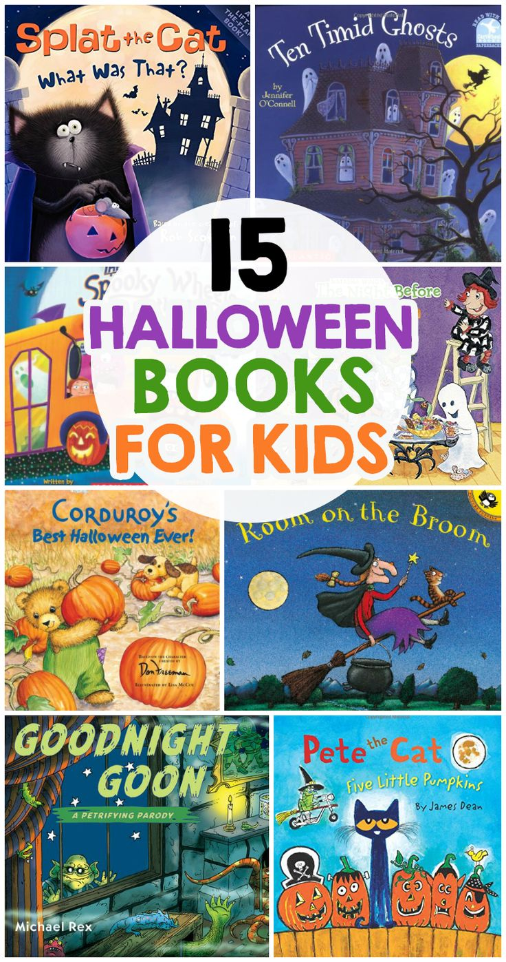 The Best Halloween Books For Kids