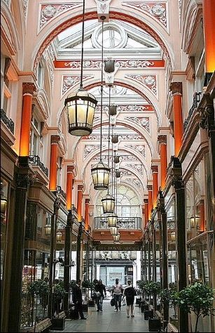 The Royal Arcade - Mayfair, London