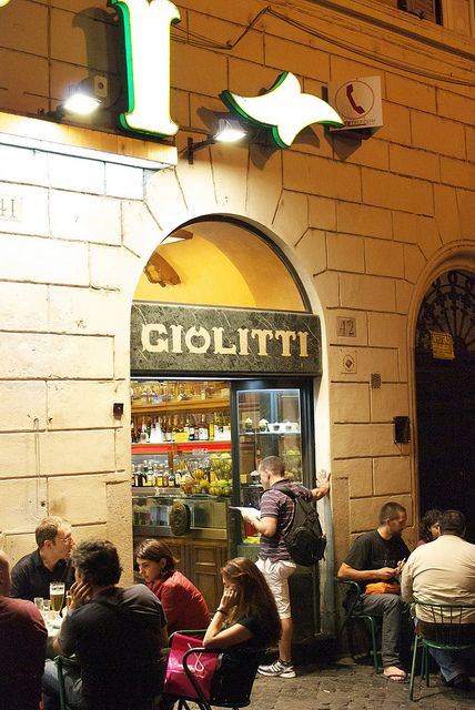 Giolitti - Best Gelato in Rome by mdfeeds.com