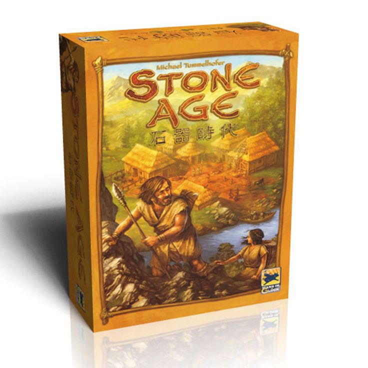 STONE AGE     Tag a friend who would love this!     FREE Shipping Worldwide     Get it here ---> https://www.hobby.sg/stone-age-super-classical-germany-board-game-table-games-cards-chinese-version-send-english-instructions-easy-to-play/    #Toys