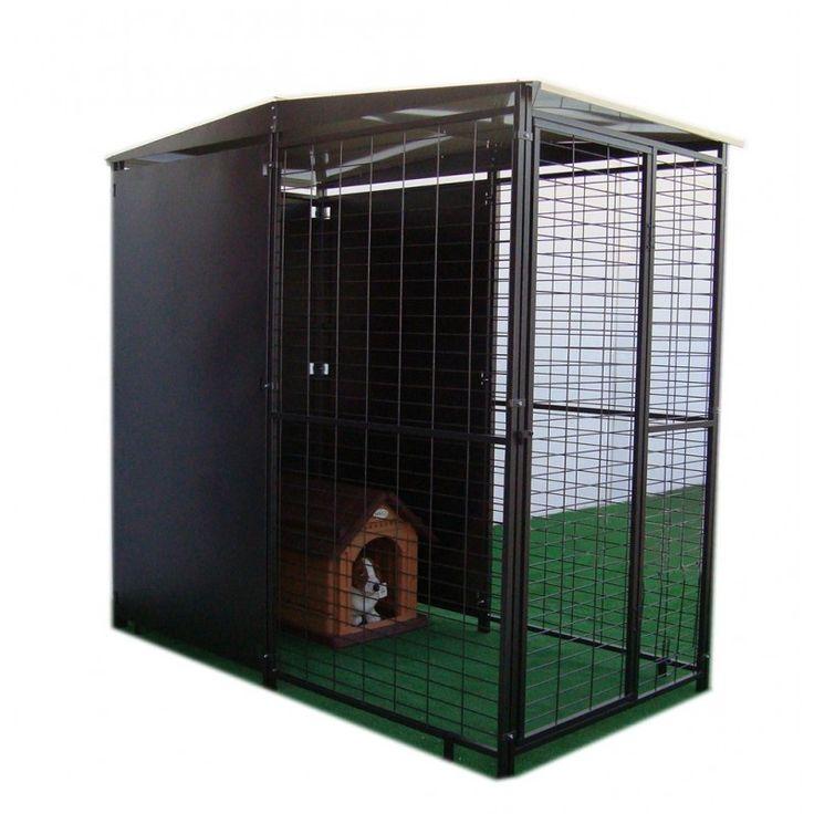 Tienda online perreras para perros venta de boxes para perros perreras modulares prefabricadas - Perrera de vilafranca ...