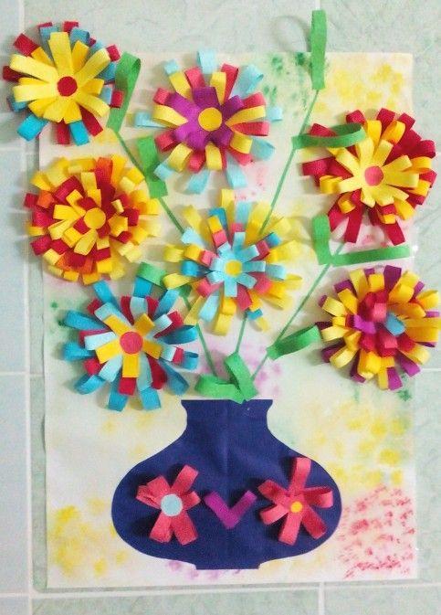 Новым, открытка ко дню матери в детском саду своими руками