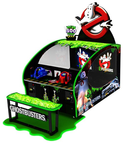 Ghostbusters Arcade Game By ICE (eBay Link) | Arcade, Jukeboxes and