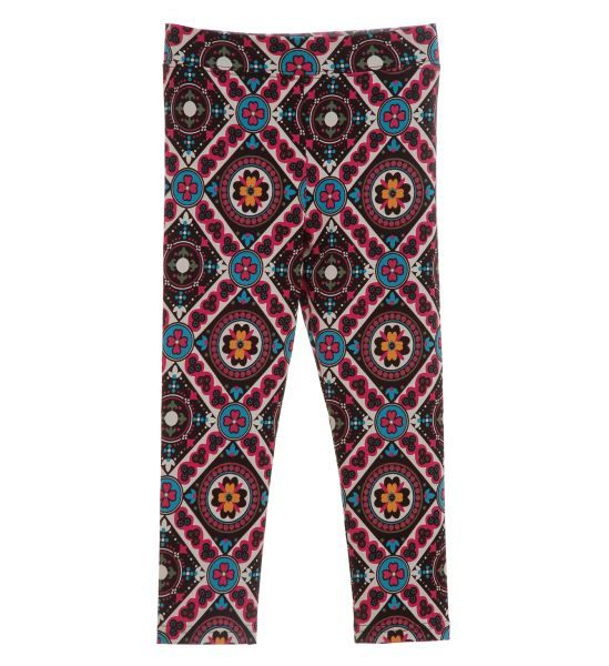 Color Theory Printed Legging
