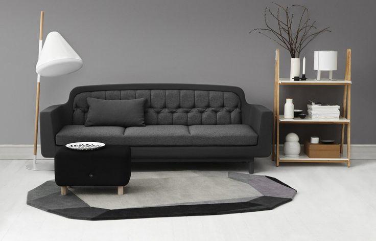 Scandinavische meubels van Normann Copenhagen. Meer info op: http://www.interieurdesigner.be/interieurtips/detail/scandinavisch-interieur