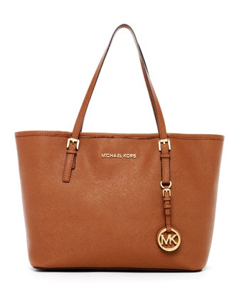 Jet Set Travel Small Travel Tote, Luggage by MICHAEL Michael Kors at Neiman Marcus.