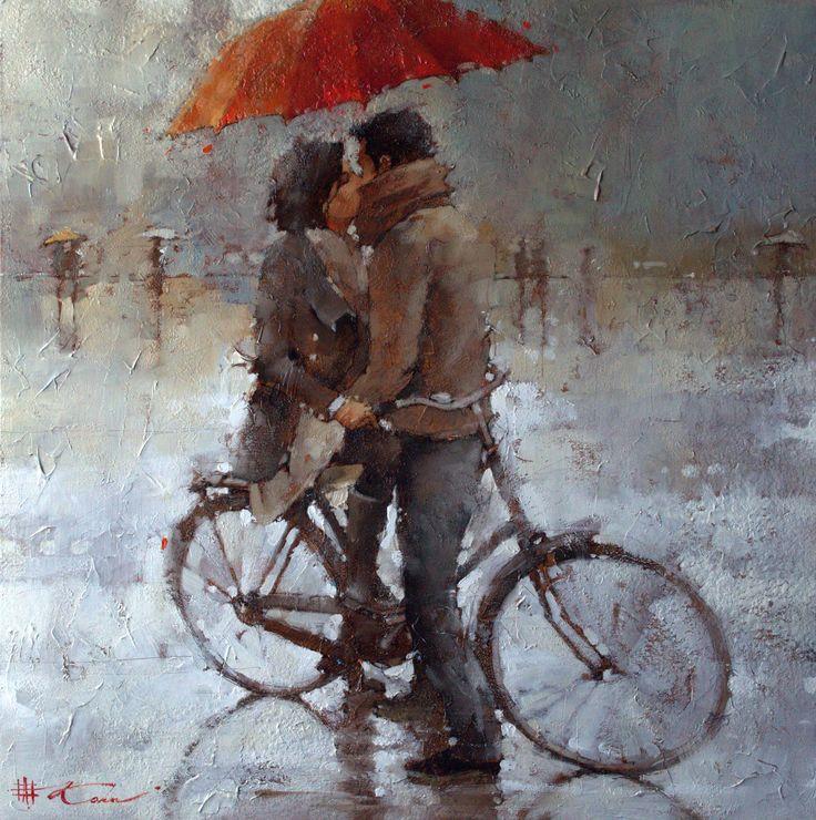 Andre Kohn - Les Parapluies de Cherbourg