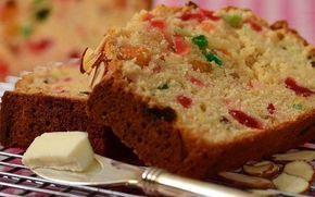 Υπέροχο κέικ φρούτων για τις γιορτινές μέρες και όχι μόνο. Μια εύκολη συνταγή για ένα κέικμε ανάλαφρη γεύση, ψιλοκομμένα φρούτα ζαχαρωτά, σταφίδες σε Gran