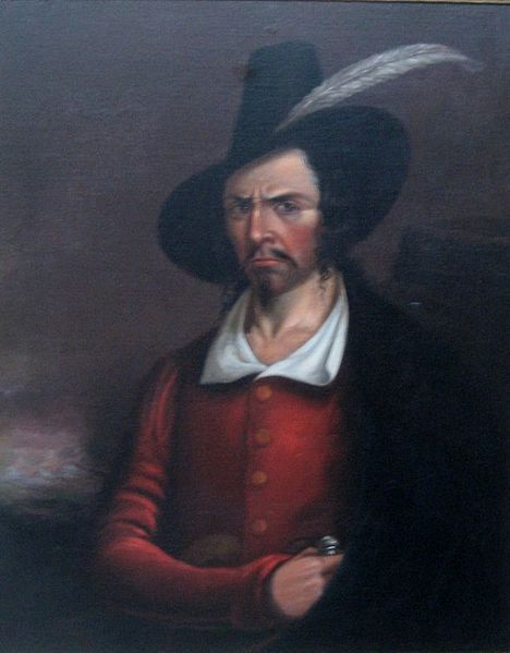 Jean Lafitte and his brother Pierre became wealthy through successful smuggling operations in Louisiana. Later they engaged in piracy in the Gulf, owning a whole fleet of ships employing 200 men, and partnering with Jim Bowie for a time. Lafitte established a pirate colony and fortress on Galveston Island called Campeche. Lafitte was killed in 1823 in battle attempting to capture a fleet of Spanish vessels.