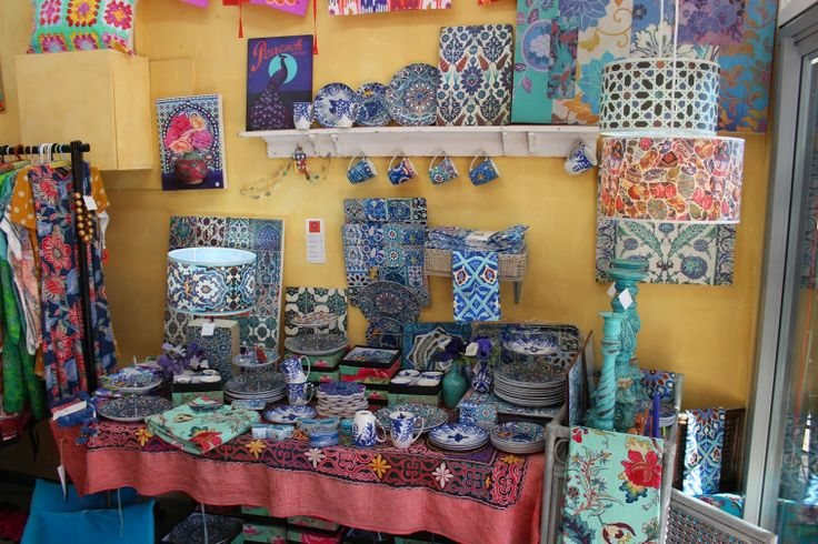 Gypsiana Leederville shop display
