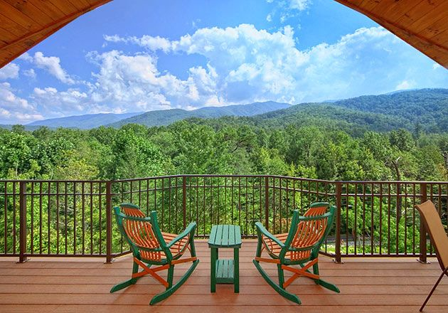 Renting a cabin in the Smoky Mountains.  This will be checked off of my list this summer. :)