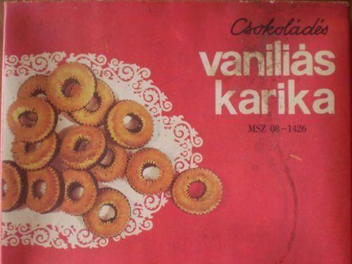 Vaníliás karika