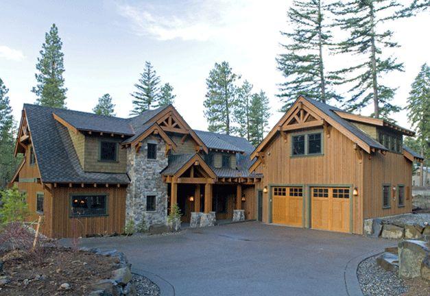 Grand Fir Lodge - Approach