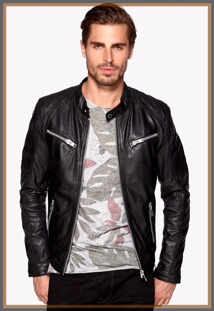 Best 25  Motorcycle jackets for men ideas on Pinterest | Leather ...